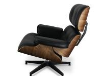 Image du fauteuil design Fauteuil Lounge Eames (seul) - Noyer clair