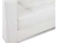 Image du fauteuil design Fauteuil Lounge Knoll - Blanc