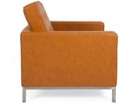 Image du fauteuil design Fauteuil Lounge Knoll - Caramel