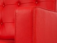 Image du fauteuil design Fauteuil Lounge Knoll - Rouge