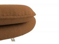 Image du fauteuil design Fauteuil Womb - Marron chocolat