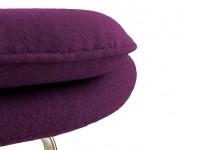 Image du fauteuil design Fauteuil Womb - Mauve