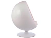 Image du fauteuil design Poltrona Ball Eero Aarnio - Bianco