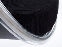 Image du fauteuil design Poltrona Bubble Eero Aarnio - Nero