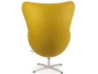 Image du fauteuil design Poltrona Egg AJ - Verde-Oliva