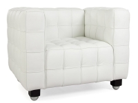 Image du fauteuil design Poltrona Kubus - Bianco