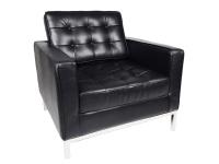Image du fauteuil design Poltrona Lounge COSYNOLL - Nero