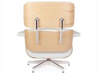 Image du fauteuil design Premium Poltrona Lounge COSY - Noce chiaro