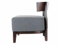 Image du fauteuil design Thomas Chair - Grigio