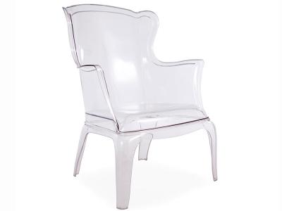 Image du fauteuil design Fauteuil Henry - Transparent