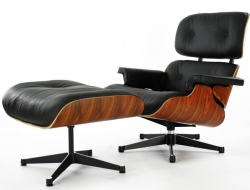 dcouvrez le confort du fauteuil lounge eames - Reproduction Meuble Design