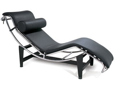 Chaise longue lc4 le corbusier famous design - Meridienne le corbusier ...