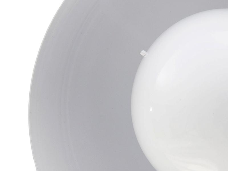Image de la lampe design Lámpara de techo Flowerpot - Blanca