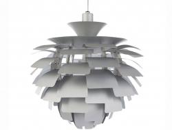 Image de la lampe design Lámpara de techo Artichoke M - Plata