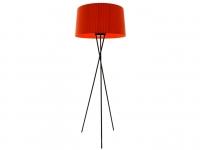 Image de la lampe design Lámpara de pie Tripod G5 - Rojo
