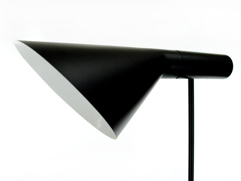 Lampada da tavolo aj original nero for Lampada da tavolo grande