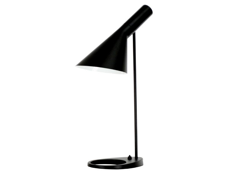 Image de la lampe design Lampada da Tavolo AJ Original - Nero