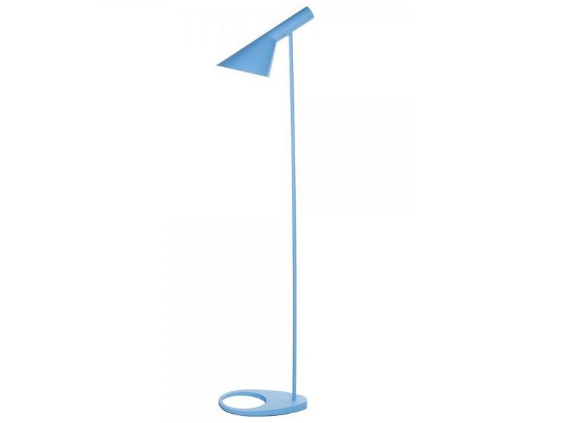 Image de la lampe design Lampada da Terra AJ Original - Blu Cielo