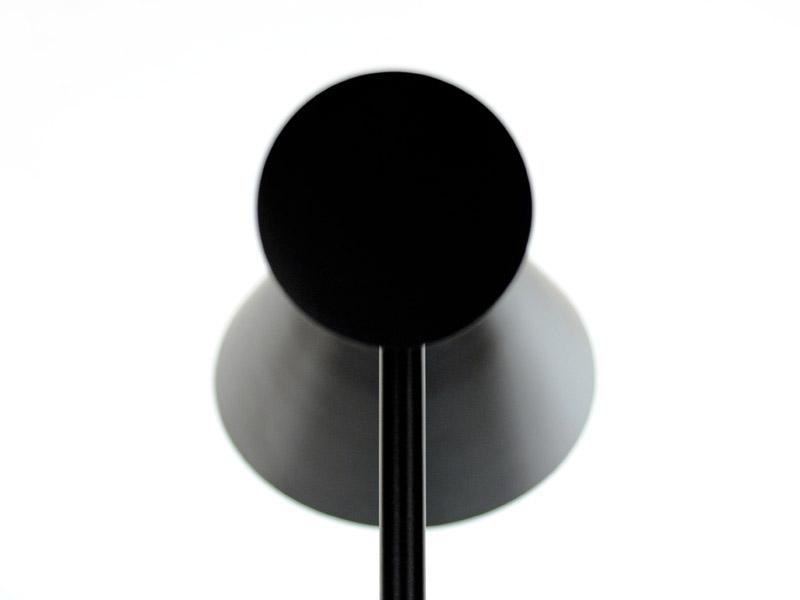 lampe de sol aj original noir. Black Bedroom Furniture Sets. Home Design Ideas