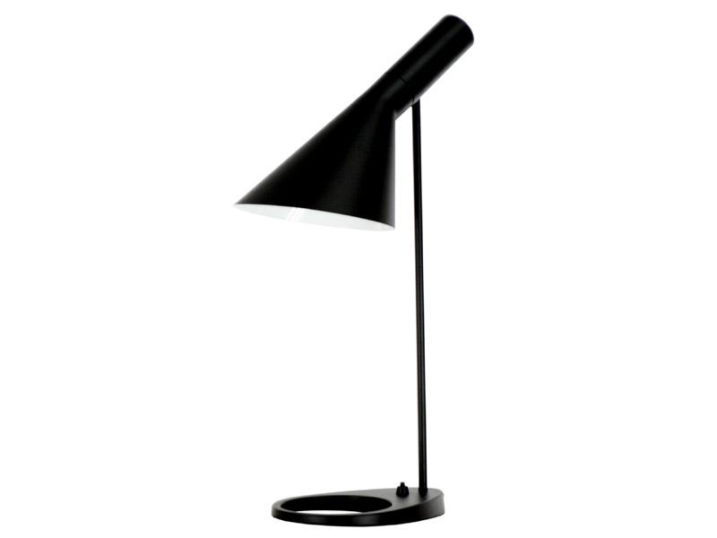 lampe de table aj original noir. Black Bedroom Furniture Sets. Home Design Ideas