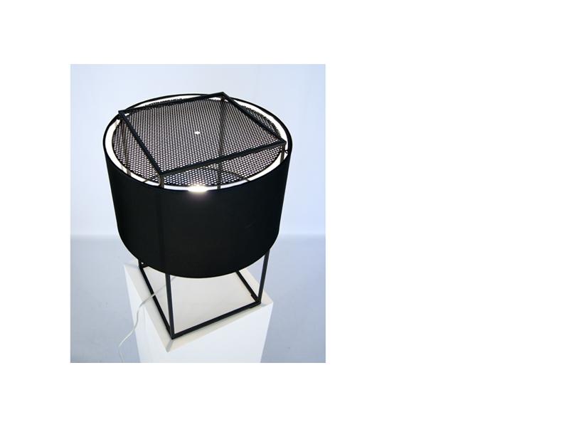 Lampe de Table Lewit M Noir