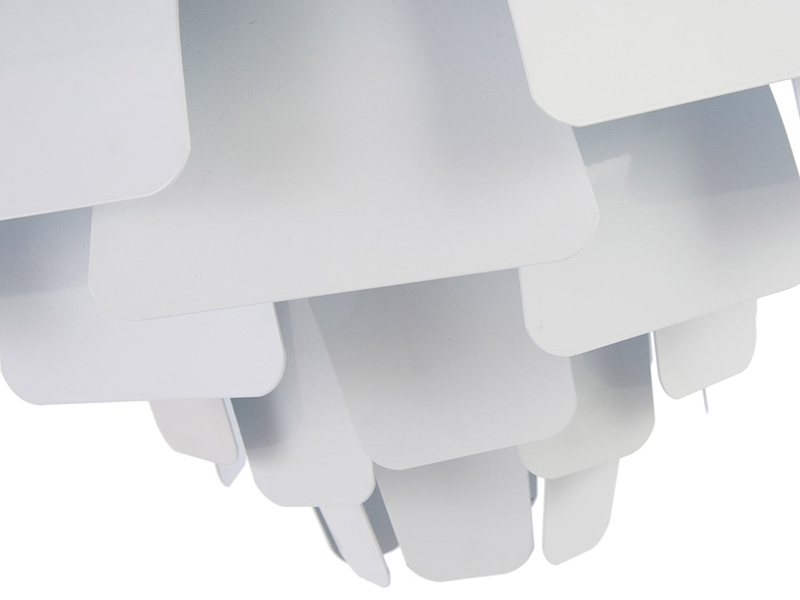 Image de la lampe design Suspension Artichoke S - Blanc