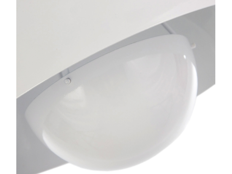 Image de la lampe design Suspension Panton Flowerpot - Blanc