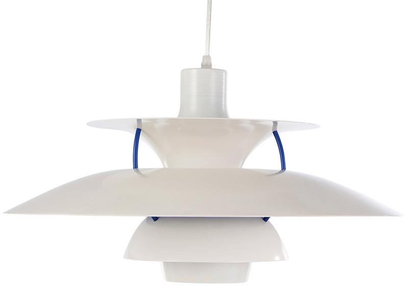 Image de la lampe design Suspension PH5 - Blanc
