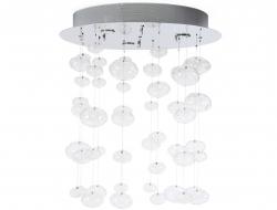 Image de la lampe design Lampe suspension Rain