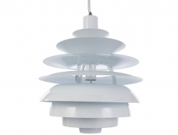 Image de la lampe design Suspension PH Snowball