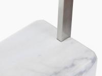Image de la lampe design Lampadaire Arco - Marbre blanc