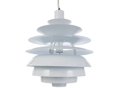 Image de la lampe design Suspension PH Snowball
