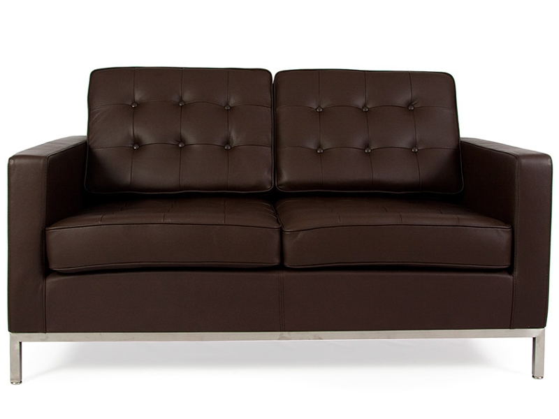 Image du mobilier design Lounge Knoll 2 Plazas - Marrón