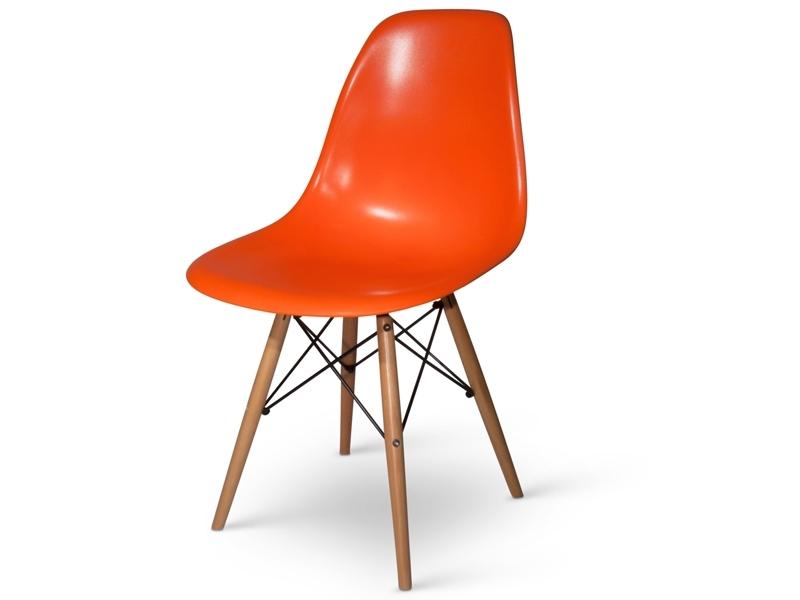 Image du mobilier design Mesa auxiliar Eames con 2 sillas