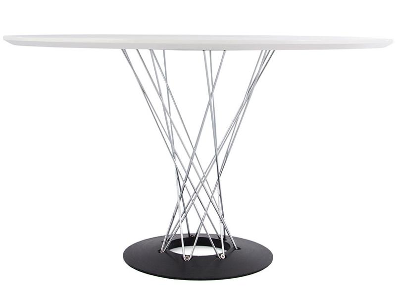 Image du mobilier design Mesa Cyclone Noguchi
