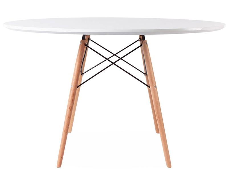 Image du mobilier design Mesa Eames WDW
