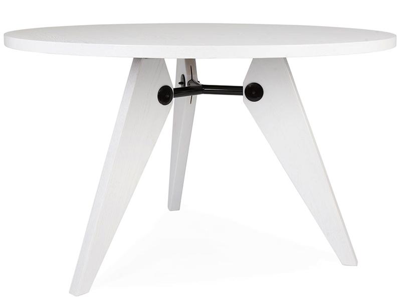 Image du mobilier design Mesa Prouvé rodonda