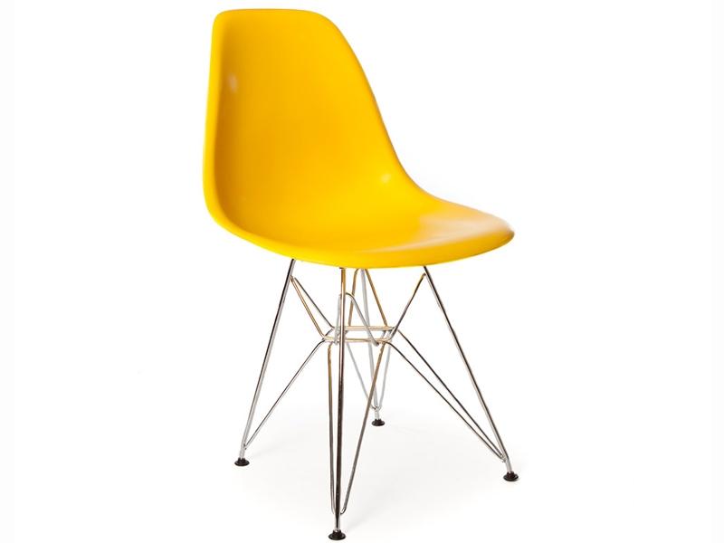 Mesa redonda eiffel con 2 sillas for Mesa redonda con sillas