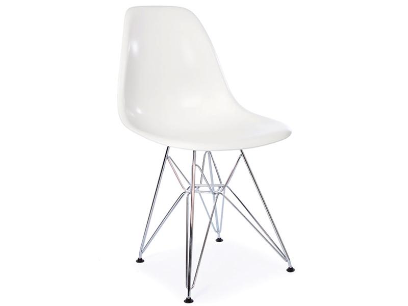 Mesa redonda eiffel con 4 sillas - Mesa redonda con sillas ...