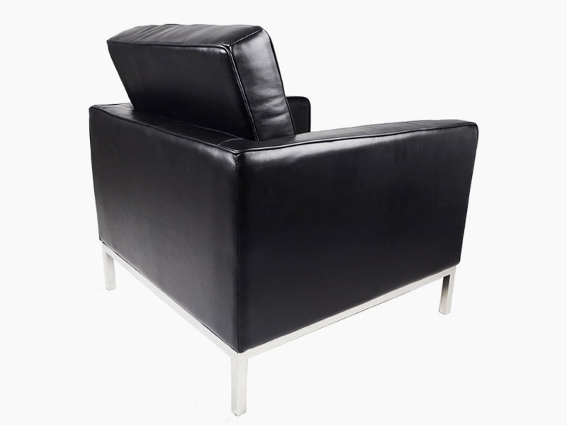 Image du mobilier design SillónLounge Knoll - Negro