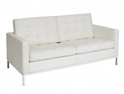 Image du mobilier design Lounge Knoll 2 Plazas - Blanco