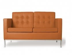 Image du mobilier design Lounge Knoll 2 plazas - Caramelo