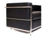 Image du mobilier design COSY2 2 plazas - Negro