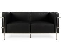 Image du mobilier design COSY3 2 Plazas Large-Negro