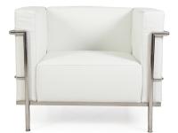 Image du mobilier design COSY3 Sillón Large - Blanco