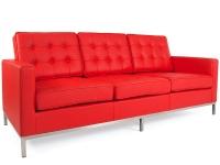 Image du mobilier design Lounge Knoll 3 Plazas - Rojo