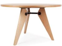 Image du mobilier design Mesa Prouvé redonda