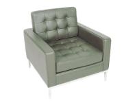 Image du mobilier design Sillón Lounge COSYNOLL - Gris