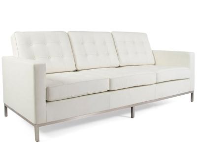 Image du mobilier design Lounge Knoll 3 Plazas - Blanco