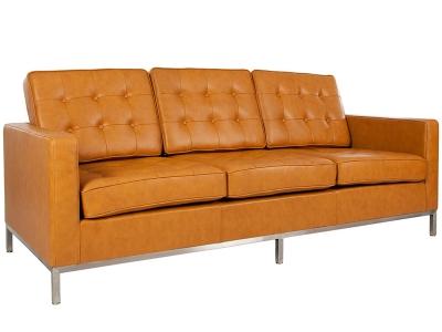 Image du mobilier design Lounge Knoll 3 Plazas - Caramelo
